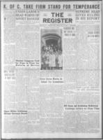 The Register August 26, 1934