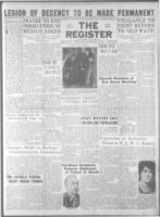 The Register November 25, 1934