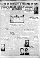 Denver Catholic Register April 25, 1940