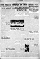 Denver Catholic Register August 1, 1940