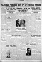 Denver Catholic Register August 8, 1940
