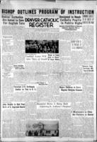 Denver Catholic Register August 15, 1940
