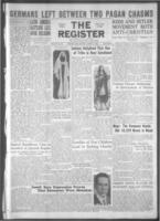 The Register August 7, 1932