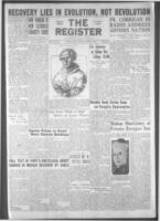 The Register October 9, 1932