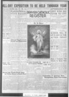 Denver Catholic Register April 13, 1933