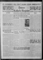 Denver Catholic Register April 12, 1923