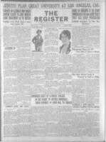 The Register January15, 1928
