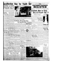 Southern Colorado Register April 1, 1949