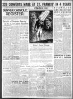 Denver Catholic Register April 14, 1938