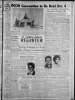 Southern Colorado Register September 2, 1960