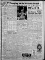 Southern Colorado Register September 9, 1960
