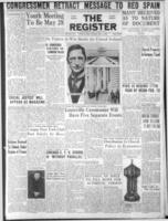 The Register February 13, 1938