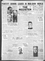 The Register March 27, 1938: April 3, 1938