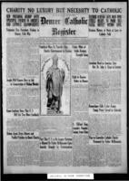 Denver Catholic Register March 13, 1924