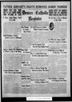 Denver Catholic Register April 10, 1924