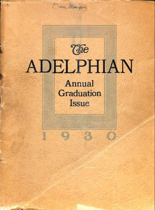 The Adelphian is the yearbook of Sacred Heart Grade & High School.  It contains articles and photos of and by students