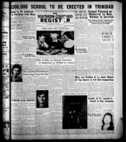 Southern Colorado Register August 31, 1945