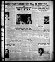 Southern Colorado Register September 14, 1945