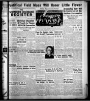 Southern Colorado Register September 28, 1945