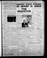 National Catholic Register January 2, 1955