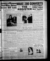 National Catholic Register January 9, 1955