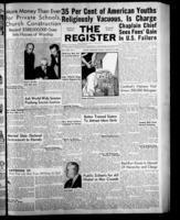 National Catholic Register January 16, 1955