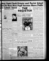 National Catholic Register January 30, 1955