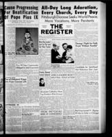 National Catholic Register February 13, 1955