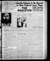National Catholic Register February 20, 1955
