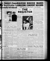 National Catholic Register February 27, 1955