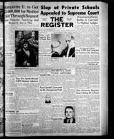 National Catholic Register March 6, 1955