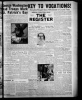 National Catholic Register March 13, 1955