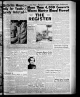National Catholic Register March 20, 1955