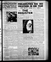 National Catholic Register March 27, 1955