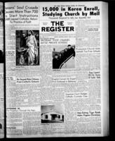 National Catholic Register April 17, 1955