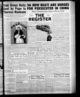 National Catholic Register April 24, 1955