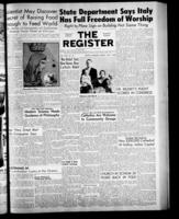 National Catholic Register May 1, 1955