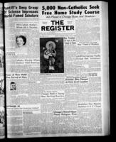 National Catholic Register May 8, 1955