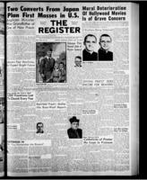 National Catholic Register May 22, 1955