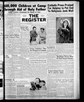 National Catholic Register August 7, 1955