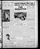National Catholic Register August 14, 1955