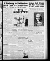 National Catholic Register August 21, 1955