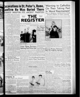 National Catholic Register August 28, 1955