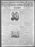 Denver Catholic Register April 16, 1931