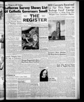 National Catholic Register September 25, 1955