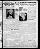 National Catholic Register October 30, 1955