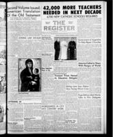 National Catholic Register November 6, 1955