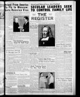 National Catholic Register November 13, 1955