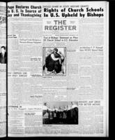National Catholic Register November 27, 1955