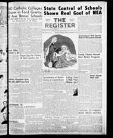 National Catholic Register December 25, 1955